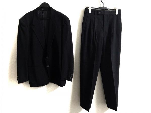 JUN MEN(ジュンメン) シングルスーツ サイズM メンズ 黒