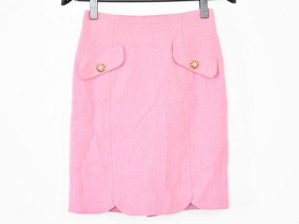 Apuweiser-riche(アプワイザーリッシェ) スカート サイズ2 M レディース美品  ピンク
