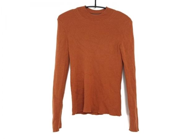 ENFOLD(エンフォルド) 長袖セーター サイズ38 M レディース ブラウン