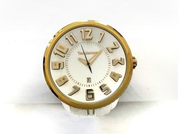 TENDENCE(テンデンス) 腕時計 02043023 メンズ 白