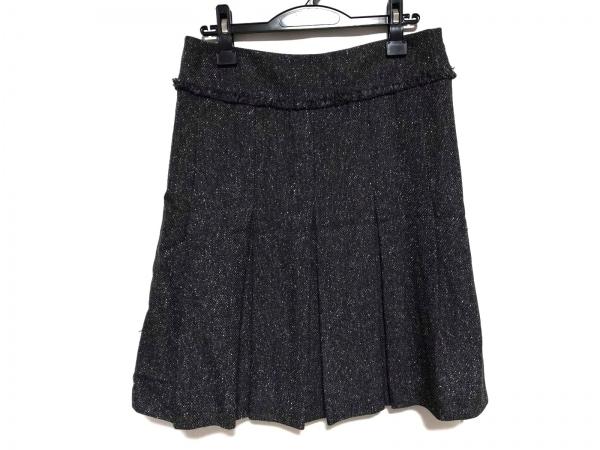 RENA LANGE(レナランゲ) スカート サイズ40 M レディース美品  グレー