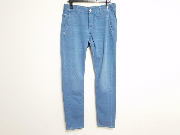 CARE LABEL(ケア レーベル) パンツ サイズ31 メンズ ライトブルー
