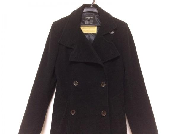 JACK HENRY(ジャックヘンリー) コート サイズ36 S レディース 黒 ロング丈/冬物