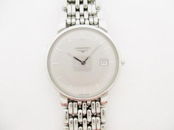 LONGINES(ロンジン) 腕時計 L5.632.4 メンズ シルバー