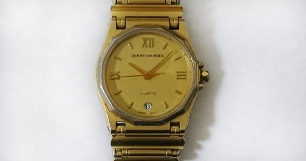 CHRISTIAN MODE(クリスチャンモード) 腕時計 - レディース ゴールド