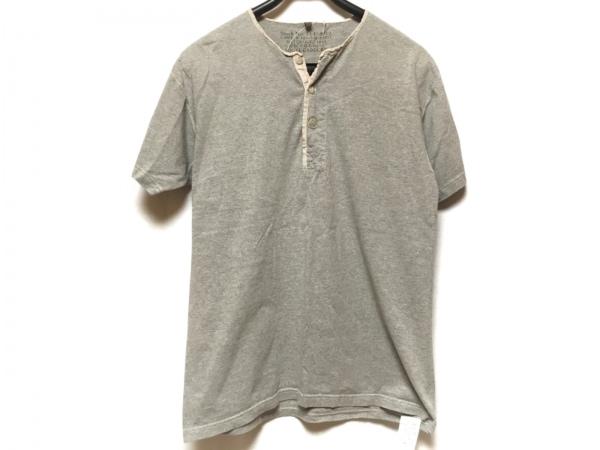 NIGEL CABOURN(ナイジェルケーボン) 半袖ポロシャツ サイズ48 XL メンズ