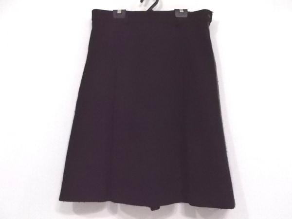 Y-3(ワイスリー) スカート サイズS レディース 黒 YOHJI YAMAMOTO