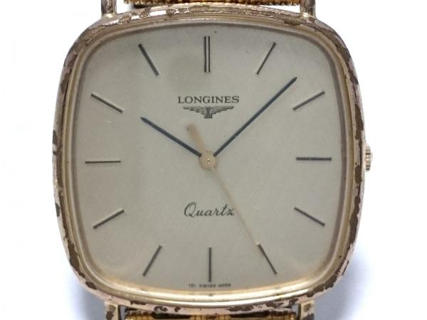 LONGINES(ロンジン) 腕時計 - メンズ ゴールド