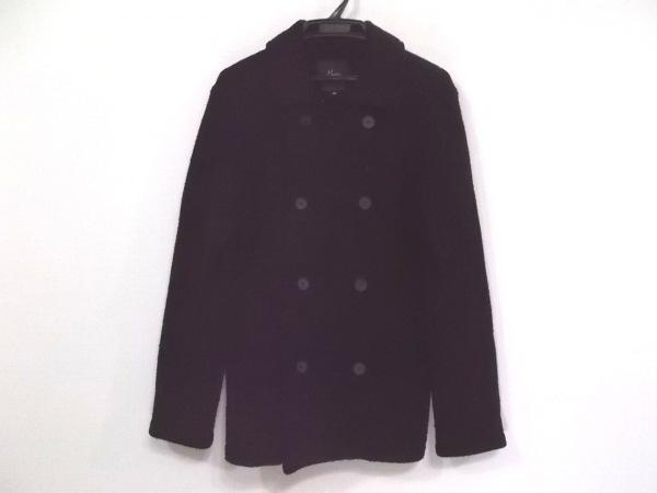 Magine(マージン) コート サイズ46 XL メンズ 黒 冬物