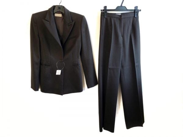 エンポリオアルマーニ シングルスーツ サイズ38 M メンズ美品  ダークブラウン
