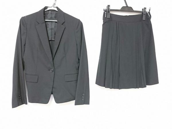COMME CA DU MODE(コムサデモード) スカートスーツ レディース 黒