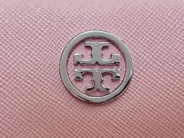 TORY BURCH(トリーバーチ) コインケース ピンク レザー 4