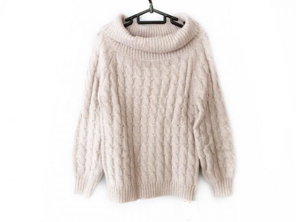 フリーズマート 長袖セーター サイズF レディース美品  ピンク タグ付き/Freesia