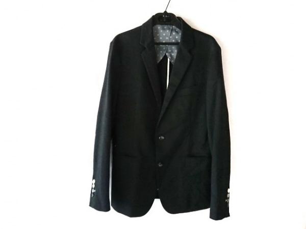 MEN'S MELROSE(メンズメルローズ) ジャケット サイズ3 L メンズ 黒