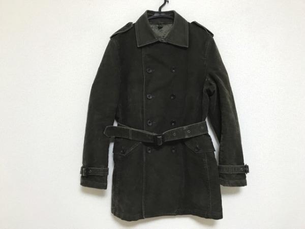 RUPERT(ルパート) コート サイズL メンズ ダークブラウン 冬物