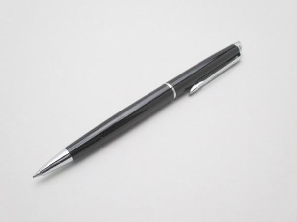 WATERMAN(ウォーターマン) ボールペン美品  黒×シルバー インク無し 金属素材