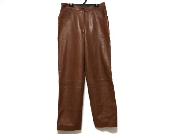 ARTICO(アルティコ) パンツ サイズ46 XL レディース ブラウン