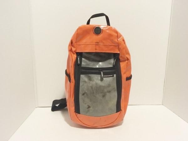innovator(イノベーター) ワンショルダーバッグ オレンジ×グレー×黒