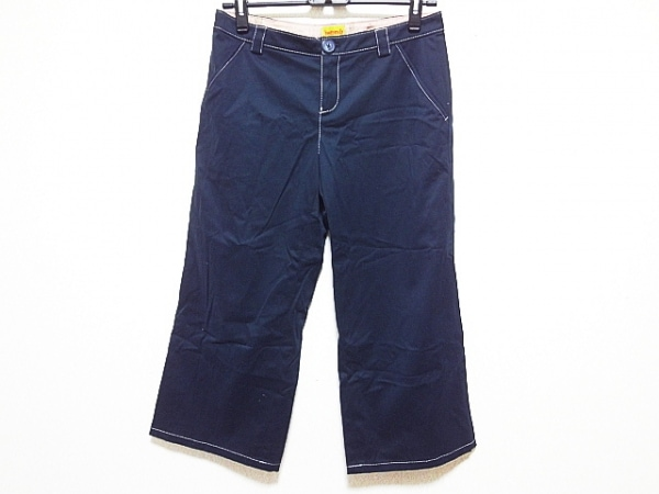 JOCOMOMOLA(ホコモモラ) パンツ サイズ40 XL レディース 黒