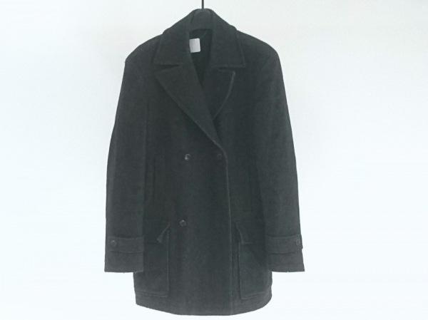 ALESSANDRO DELL'ACQUA(アレッサンドロデラクア) コート サイズ46 XL メンズ 黒