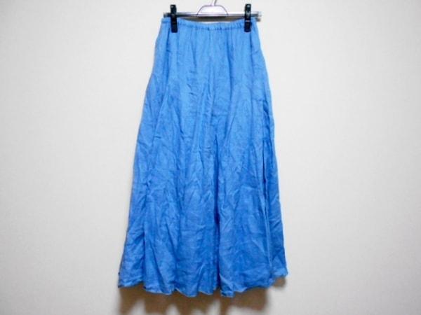 シーピーシェイズ ロングスカート サイズXS レディース ライトブルー ×Ron Herman