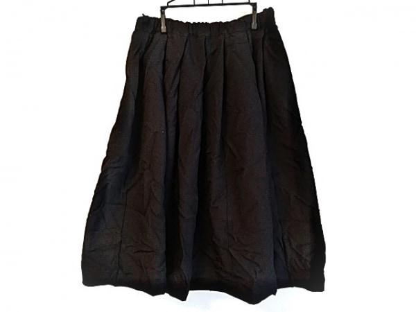 ブラックコムデギャルソン スカート サイズXS レディース美品  黒
