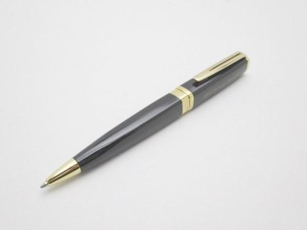 WATERMAN(ウォーターマン) ボールペン美品  黒×ゴールド インクあり(青) 金属素材