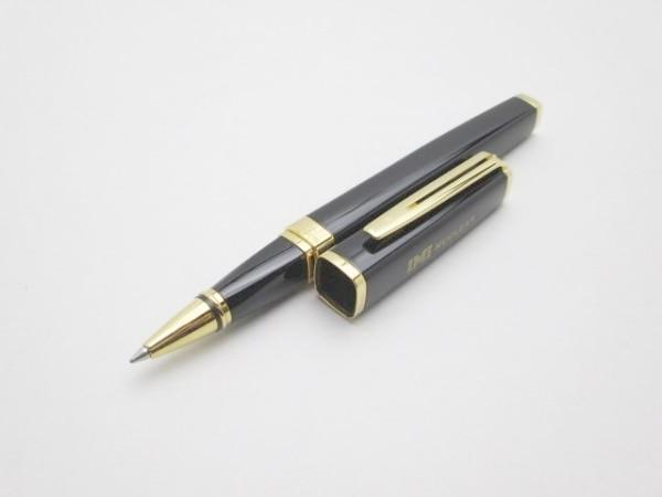 WATERMAN(ウォーターマン) ボールペン 黒×ゴールド IMI NUCLEAR 金属素材