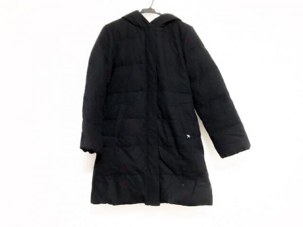 ARNOLD PALMER(アーノルドパーマー) ダウンコート サイズ2 M レディース美品  黒 冬物