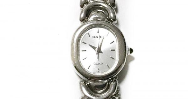 RADO(ラドー) 腕時計美品  205.9508.2 レディース シルバー