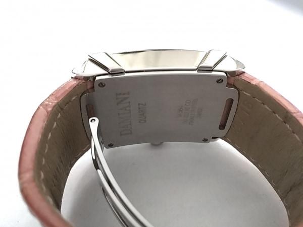 DAMIANI(ダミアーニ) 腕時計 エゴ DU002ACCD レディース ピンク