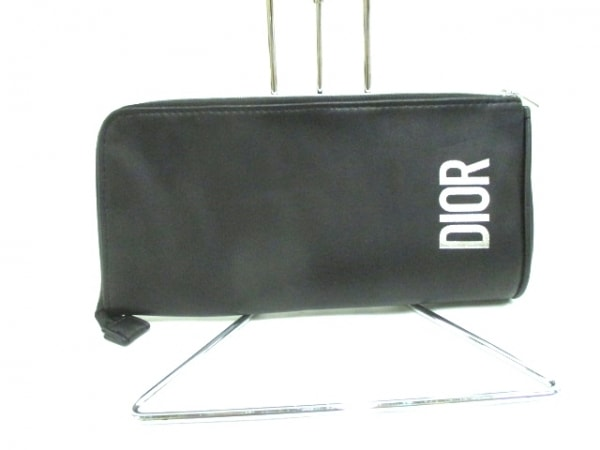 Dior Beauty(ディオールビューティー) バッグ 黒 合皮