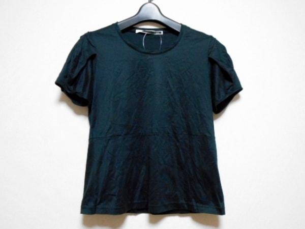 sakayori(サカヨリ) 半袖Tシャツ レディース 黒