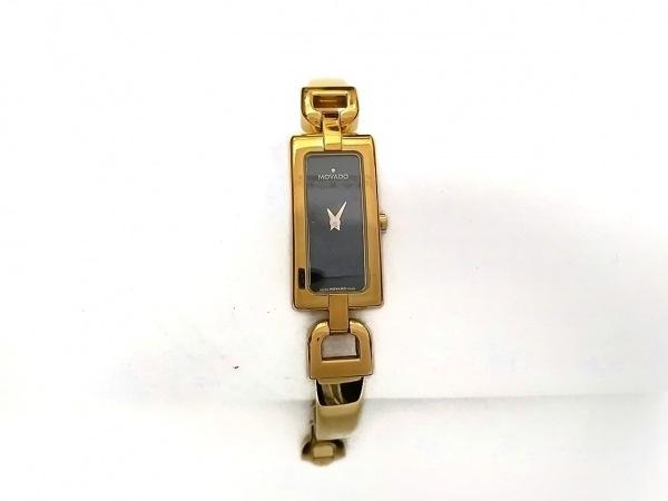 MOVADO(モバード) 腕時計 88-H5-1410 レディース 黒