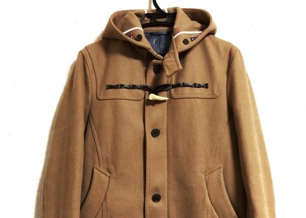 MEN'S MELROSE(メンズメルローズ) コート メンズ ライトブラウン ショート丈/冬物