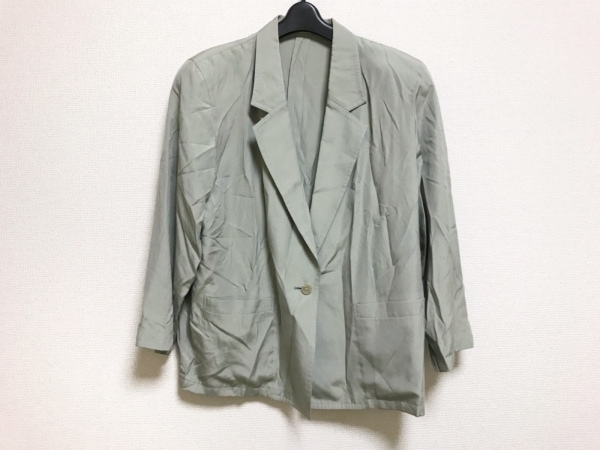 VINVERT(バンベール) ジャケット レディース美品  ライトグリーン 春・秋物