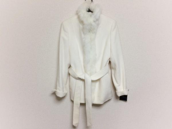 epolene(エポレーヌ) コート サイズL レディース 白 冬物