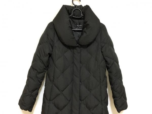 m's select(エムズセレクト) ダウンコート サイズ34 S レディース 黒 LIMONTA/冬物