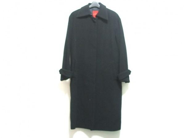 RESTIR(リステア) コート サイズ38 M レディース 黒 冬物