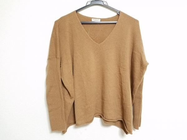 demylee(デミリー) 長袖セーター サイズXS レディース ブラウン カシミヤ