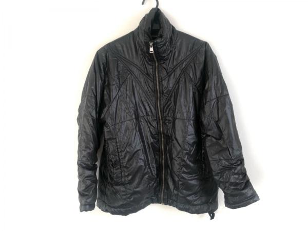 ディーゼルブラックゴールド ブルゾン サイズXS メンズ美品  黒 冬物