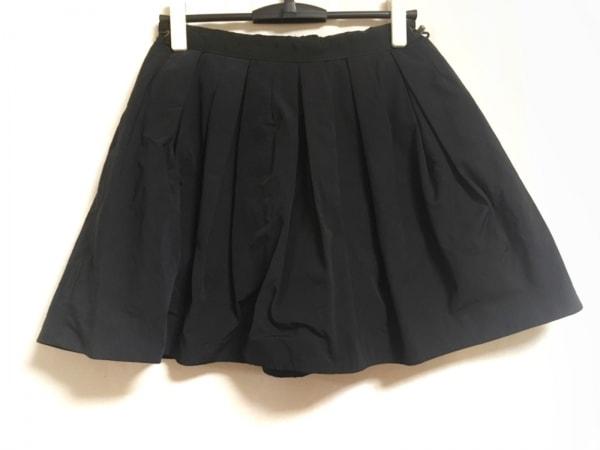 plumpynuts(プランピーナッツ) スカート サイズ36 S レディース ダークネイビー