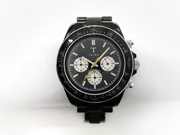 NIXON(ニクソン) 腕時計 SIMPLIFY THE51-30 メンズ 左利き用- 黒