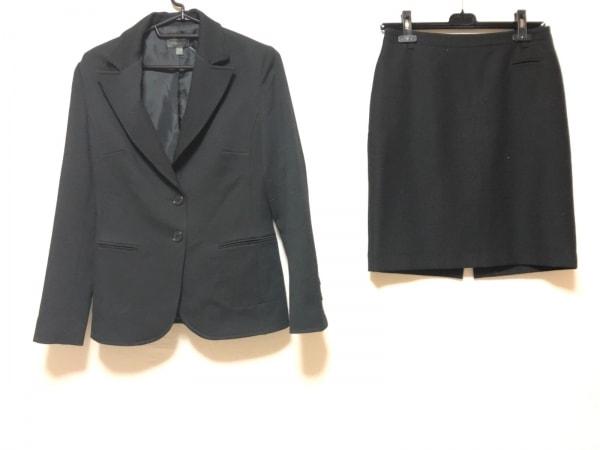 MNG/MANGO(マンゴ) スカートスーツ サイズUSA6 M レディース 黒