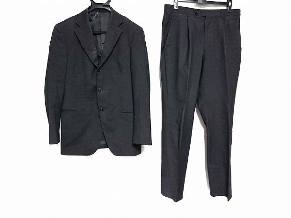 インヘイルエクスヘイル シングルスーツ サイズ170A メンズ ダークグレー