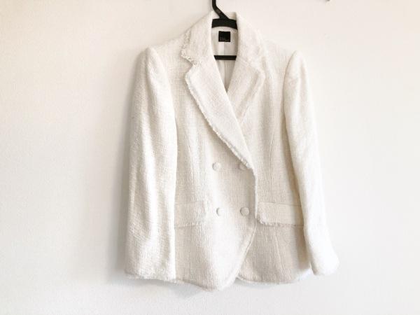 racy radiant(レーシーラディアント) ジャケット サイズM レディース美品  白