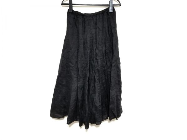 CP SHADES(シーピーシェイズ) スカート サイズXS レディース美品  黒 ウエストゴム