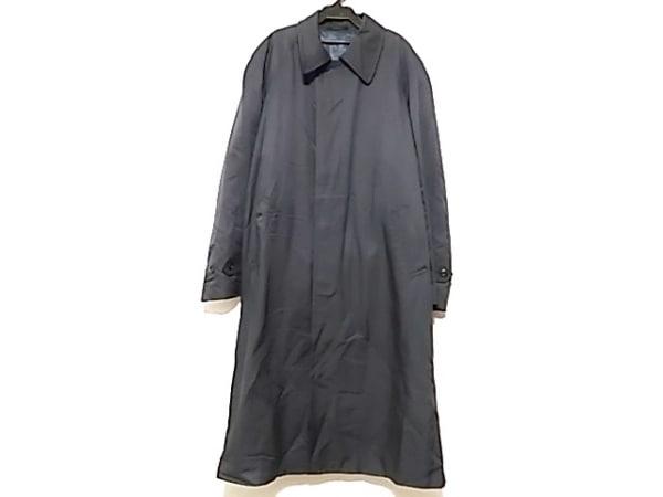 BARREAUX(バルー) コート サイズ48 XL メンズ ネイビー 春・秋物