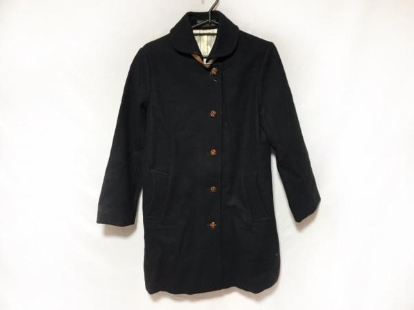NICOLE(ニコル) コート レディース美品  ネイビー Grand PARK/冬物