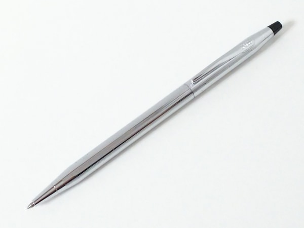 CROSS(クロス.) ボールペン シルバー インクあり(黒) 金属素材